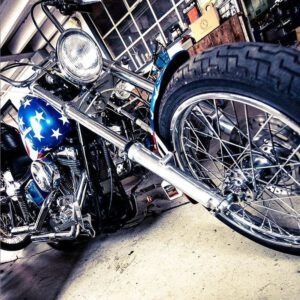 Harley Davidson Softail - Easy Rider
